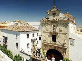 Hotel Monasterio De San Miguel Außenaufnahme