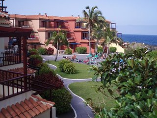 Hotel Lago Azul Außenaufnahme
