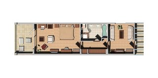 Hotel Atrium Prestige Thalasso Spa & Villas Wohnbeispiel