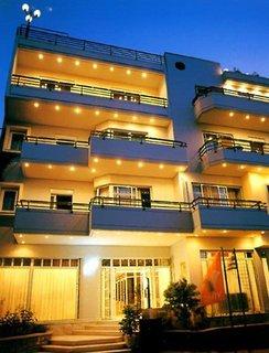 Hotel Alantha Apartments Außenaufnahme