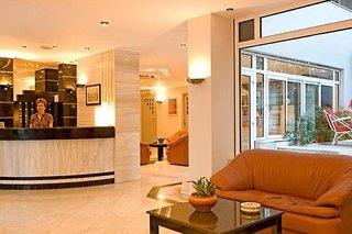 Hotel Alantha Apartments Lounge/Empfang