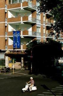 Hotel Best Western Globus Außenaufnahme