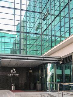 Hotel Aristos Außenaufnahme