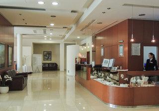 Hotel Aristos Lounge/Empfang