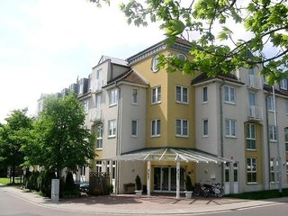Hotel ACHAT Hotel Leipzig Messe Außenaufnahme