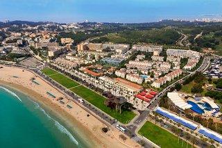 Hotel Estival Park Salou Resort - Hotel & Apartments Luftaufnahme