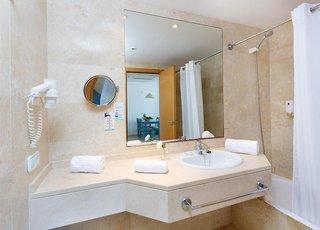 Hotel Dunes Platja Badezimmer