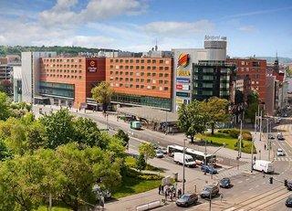 Hotel Clarion Congress Außenaufnahme