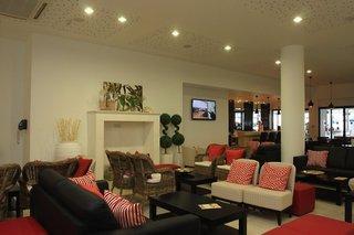 Hotel Callisto Holiday Village Lounge/Empfang