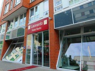 Hotel Leonardo Hotel Berlin Außenaufnahme