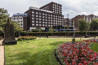 Hotel Danubius Regent´s Park Außenaufnahme