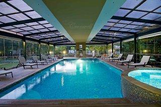 Hotel Cronwell Platamon Resort Hallenbad