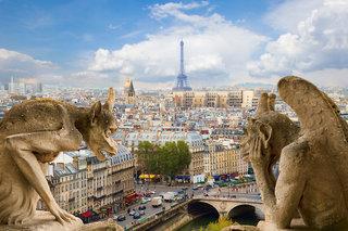 Hotel Best Western Plus 61 Paris Nation Sehenswürdigkeiten