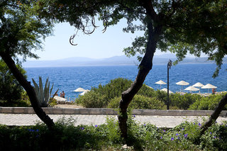 Hotel Club Resort Atlantis Garten