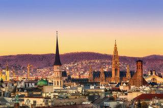 Hotel JUFA Hotel Wien City Stadtansicht