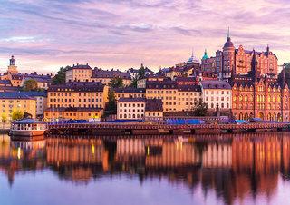 Hotel Best Western Stockholm Jarva Stadtansicht