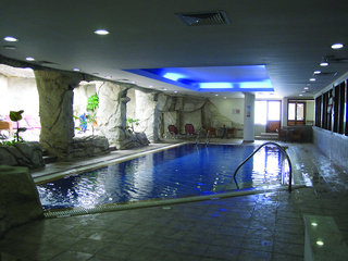 Hotel Crown Resorts Horizon Hallenbad