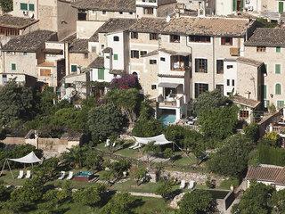 Hotel Fornalutx Petit Luftaufnahme
