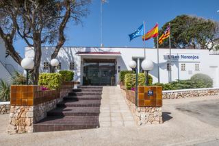Hotel Los Naranjos Außenaufnahme