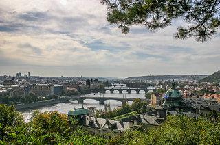 Hotel Ariston & Ariston Patio Prague Außenaufnahme