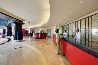 Hotel Barcelo Tiran Sharm Lounge/Empfang