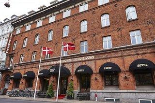 Hotel Ascot Hotel & Apartments Außenaufnahme