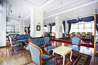 Hotel Pasha´s Princess - Erwachsenenhotel Lounge/Empfang