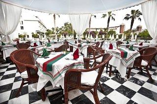 Hotel Pasha´s Princess - Erwachsenenhotel Restaurant