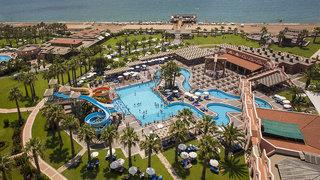 Hotel Club Mega Saray Außenaufnahme