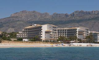 Hotel Cap Negret Außenaufnahme