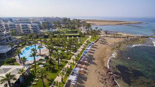 Hotel Aquamare Beach Hotel & Spa Luftaufnahme