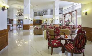 Hotel Aquamare Beach Hotel & Spa Lounge/Empfang