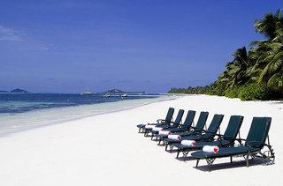 Hotel Le Relax Beach Praslin Strand