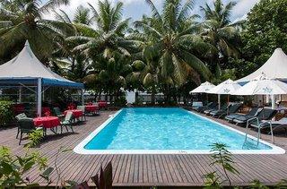Hotel Le Relax Beach Praslin Pool