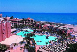 Hotel Playacapricho Außenaufnahme