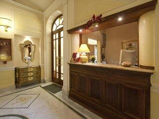 Hotel Astoria Garden Lounge/Empfang