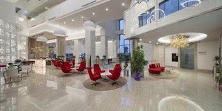 Hotel The Sense De Luxe Lounge/Empfang
