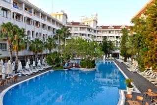 Hotel Side Star Beach Pool