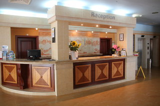 Hotel Bellevue Lounge/Empfang