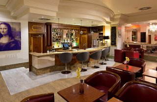 Hotel Leonardo Hotel Düsseldorf City Center Bar