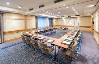 Hotel Leonardo Hotel Düsseldorf City Center Konferenzraum