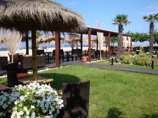 Hotel Olympic Star Beach Hotel Garten