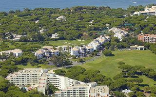 Hotel Alpinus Algarve Luftaufnahme