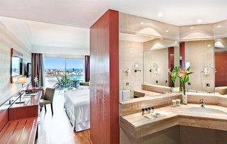 Hotel Barcelo Fuerteventura Thalasso Spa Badezimmer