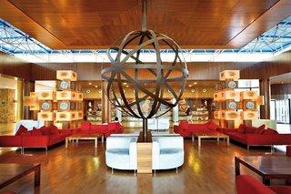 Hotel Barcelo Fuerteventura Thalasso Spa Lounge/Empfang