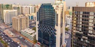 Hotel Crowne Plaza Abu Dhabi Außenaufnahme