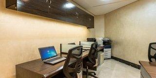 Hotel Crowne Plaza Abu Dhabi Internetcafe