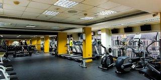 Hotel Crowne Plaza Abu Dhabi Sport und Freizeit