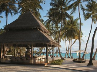 Hotel Shangri La´s Villingili Resort & Spa Bar