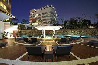 Hotel Centara Nova Hotel & Spa Pattaya Terasse